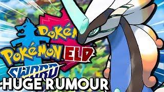 HUGE NEW RUMOUR FOR POKEMON SWORD & SHIELD! Three New Legendary Pokemon & Collecting Meltans?