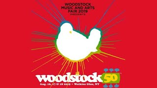 The Underwhelming Lineup at Woodstock 50