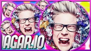 TYLER OAKLEY WILL EAT YOU! | AGAR.IO