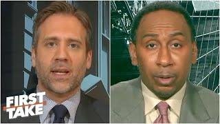First Take debates the importance of the NBA finishing the regular season