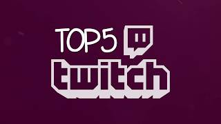 TOP 5 | BAN DE TWITCH ! FAIL #2 (2017)