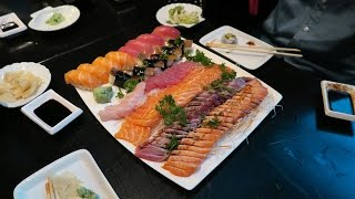 THE BEST ALL YOU CAN EAT SUSHI EVER!