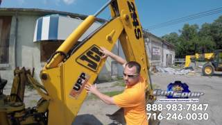 Used Backhoe Buying Tips - ConEquip Parts