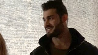Fitness Model Sam Asghari Steps Out Without Brittney