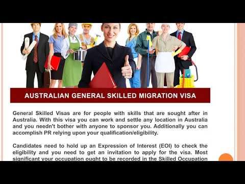 General Skilled Visa Australia and its Procedures