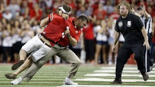 Craziest College Football Fan Interferences
