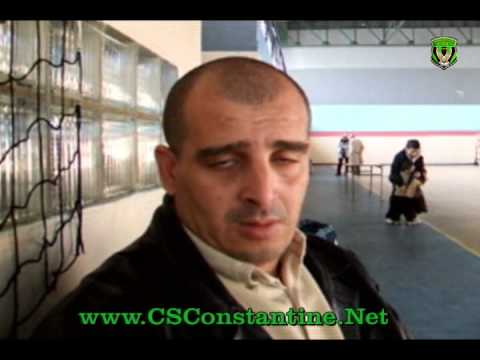Baskeball : CSConstantine - Guelma : Entraineur Oumamar