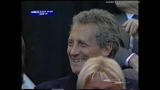 Lazio-Inter/Udinese-Juventus 2002 secondo tempo