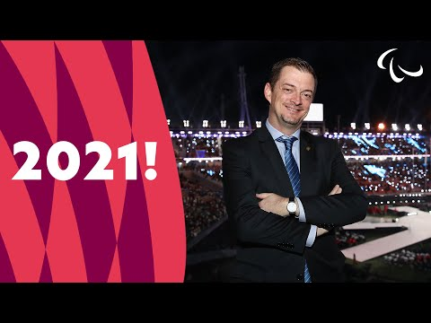 A Message For 2021 ? | Paralympic Games