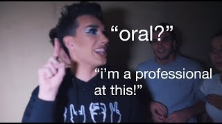 James Charles being iconic in the sister Squad videos pt.3