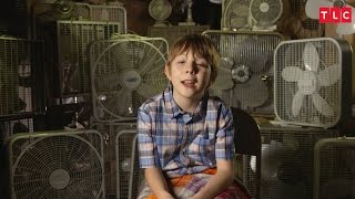 Meet Reece, King of the Fans   My Kid's Obsession