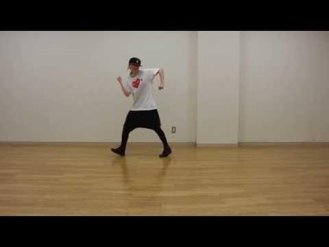 EXO - 으르렁 (Growl) dance cover practice by.Yu Kagawa