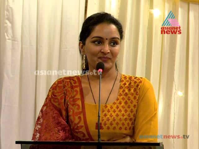 Manju Warrier become goodwill ambassador of organic farming: Chuttuvattom