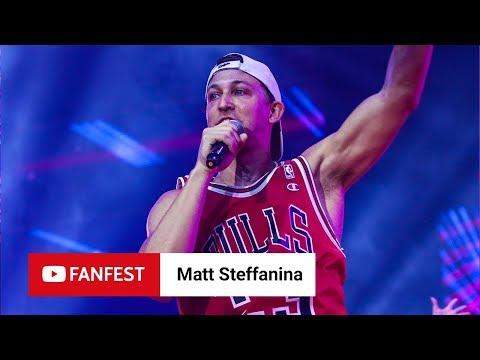 Matt Steffanina @ YouTube FanFest Manila 2018