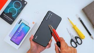 Xiaomi Redmi Note 8 Resmi Unboxing Indonesia   Seberapa Kuatnya Kamu!!