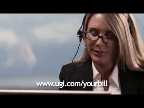 How To Read Your UGI Bill