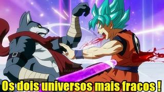 GOKU E O DIFÍCIL CAMINHO DO UNIVERSO 7 ! GOHAN EMPATA | Dragon Ball Super ep 80 análise