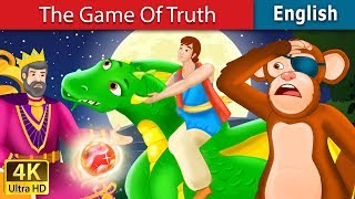 The Game of Truth Story in English | Mamanana Story | English Fairy Tales