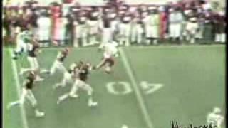 Johnny Rodgers Punt Return Against Oklahoma