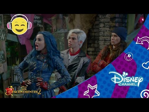 Los Descendientes 2 : Videoclip - 'Chillin' Like a Villain' | Disney Channel Oficial