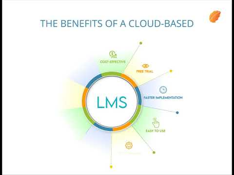Benefits of a cloud based LMS