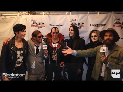 Baixar APMAs Blackstar Artist Lounge: Motionless In White