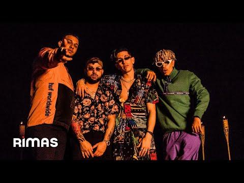 Mi Llamada - Rauw Alejandro X Lyanno  X Alex Rose X Lenny Tavarez ( Video Oficial )