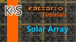 Factorio Tutorials: Factory Shopping Mall - KatherineOfSky