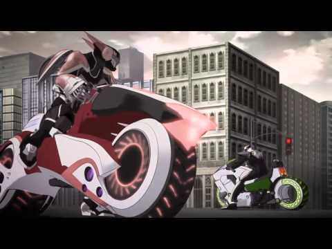 AMV - Tiger And Bunny-Raghav-Fire