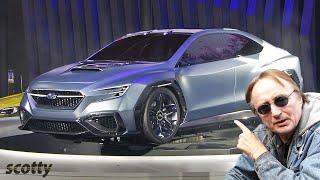 Subaru Just Changed the World