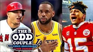 Magic Johnson Says LeBron James is the #1 Sports Player in the World - Chris Broussard & Rob Parker