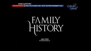 24 Oras: 'Family History,' Graded 'B' ng Cinema Evaluation Board