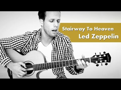 Baixar Led Zepplin - Stairway To Heaven (Acoustic Cover by Junik) | HQ 2014