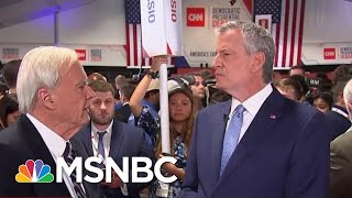 Bill De Blasio Wants To 'Tax The Hell' Out Of The Rich   MSNBC