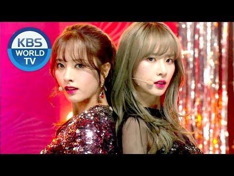 WJSN(우주소녀) - Star(1억개의 별), La La Love [Music Bank Come Back / 2019.01.11]