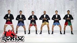 Show Your Joe Kmart REMIX - Commercial Jingle Bells men In Boxers! HIP HOP VERSION