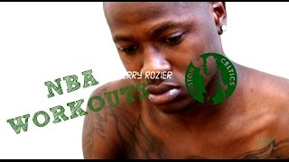 "Terry Rozier & Jae Crowder NBA LEVEL WORKOUT - ""While Back In Boston"""