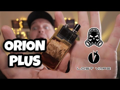 video Lost Vape – Orion Plus Pod Kit