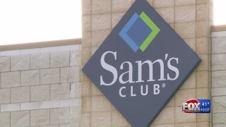 Shoppers disappointed in local Sam's Club closures