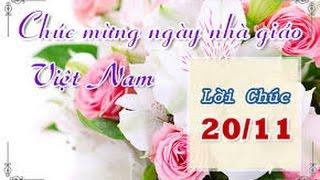 Ngày Nhà giáo Việt Nam - Hình ảnh đẹp 20/11 chúc mừng ngày nhà giáo Việt Nam