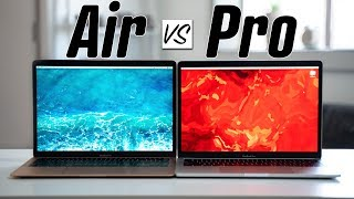2019 MacBook Air vs 2019 MacBook Pro - Full Comparison