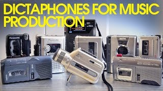 Dictaphones for Music Production - A Buyer's Guide