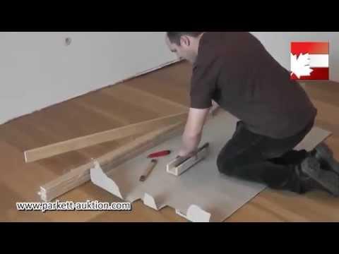sockelleisten gehrung schneiden und danach montieren auf. Black Bedroom Furniture Sets. Home Design Ideas