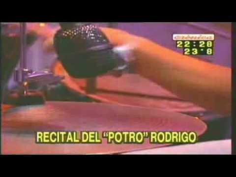 Recital de Rodrigo en CM-3