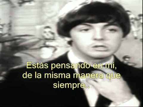 The Beatles - I'm looking through you (Subtitulada)