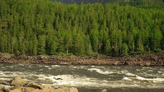 Trip down the Vitim River, Oron Lake and Lena River