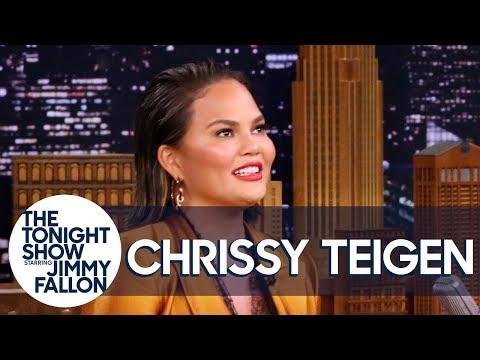Chrissy Teigen Addresses Her