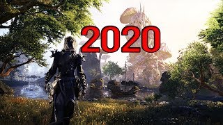 Top 10 NEW RPG games of 2020 | PS4, PC, XBOX ONE (4K 60FPS)