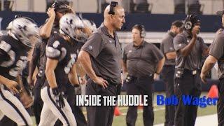 Inside a Texas high school football coach's 16-hour day