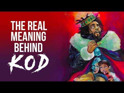 The REAL Meaning Behind J Cole's 'KOD' Album
